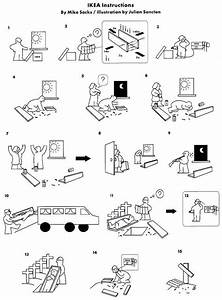 Funny Ikea Instructions  Lol Ecobr Instruction  Ikea
