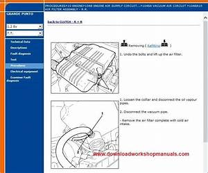 Fiat Grande Punto Workshop Repair Manual