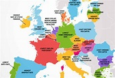 What Every European Country Is The Worst At | HuffPost