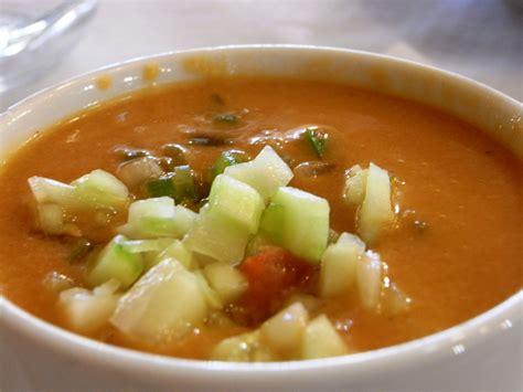 cold soup name gazpacho