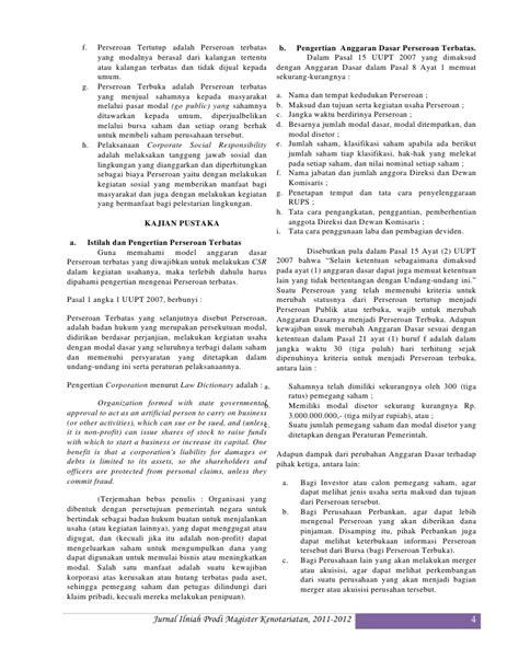 Jurnal Ilmiah MKn Unud oktober 2011
