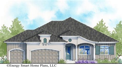 custom country house plans the turling house plan by energy smart home plans
