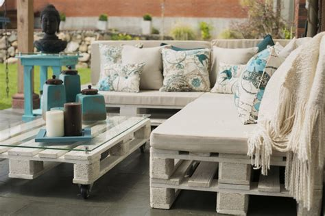 terrazas de pallets  en mercado libre