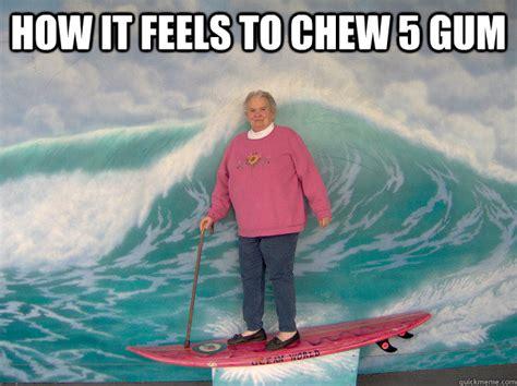 5 Gum Meme - how it feels to chew 5 gum 5gum quickmeme