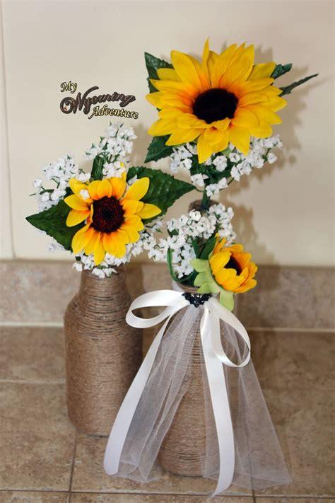 sunflower arrangement designs sunflower centerpieces sunflower wedding ideas pinterest