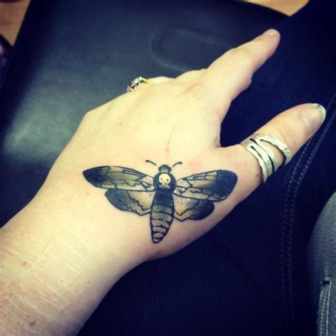 fabulous  sizzling moth tattoo designs styles  life