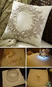 Knock Off Pottery Barn Pillow