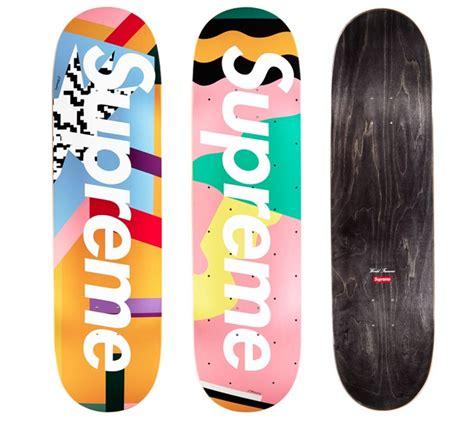 Supreme Skateboarding 187 Supreme Decks For Summer 2016