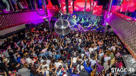 stage  nightclub galavantier
