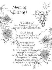 Morning Prayer Blessing