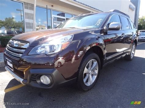 Brilliant Brown by 2013 Brilliant Brown Pearl Subaru Outback 3 6r Limited