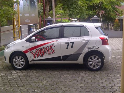 Modifikasi Cutting Stiker by 25 Unik Stiker Cutting Mobil
