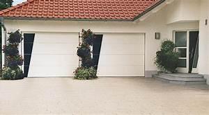 galerie portes de garage weigerding With couleur de porte de garage