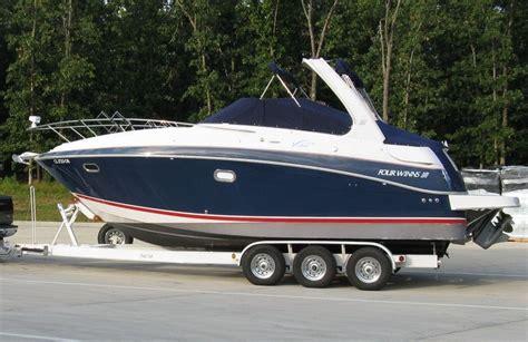 Four Winns Boat Trailer Fenders by For Sale 2005 Four Winns 288 Vista