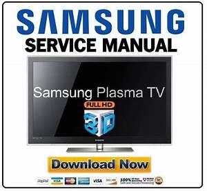 Samsung Ps50c7000 Ps58c7000 Ps63c7000 Service Manual