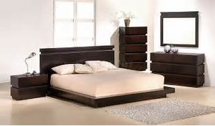 Platform Bed Decoration Bedrooms With Platform Bed Simple Home Decoration