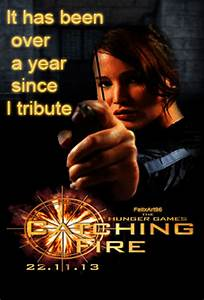 The Hunger Games Catching Fire Poster 2 by fillesu96 on ...