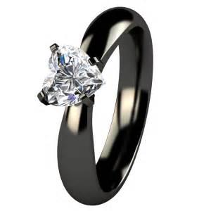 engagement rings black striking black engagement rings black ring