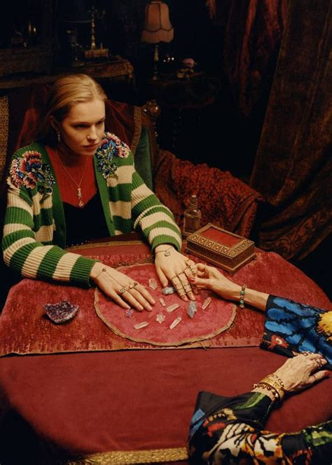 fortune teller gucci timepieces jewelry collection