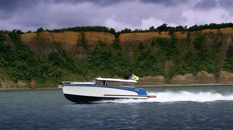 Electric Boat by Nautical Ventures Electric Boats For Sale Electric