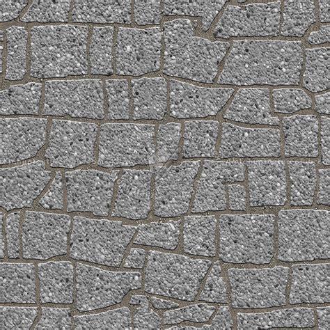 Paving flagstone texture seamless 05870