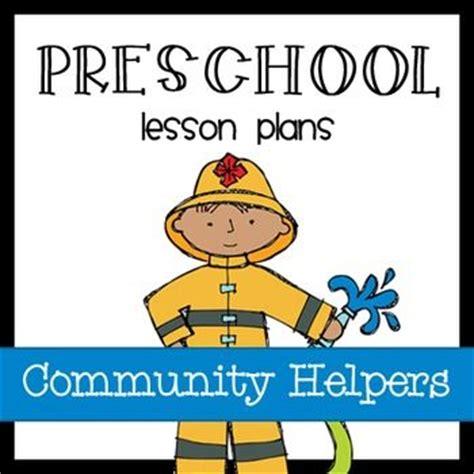 community helpers preschool lesson plans community helpers lesson plans 587