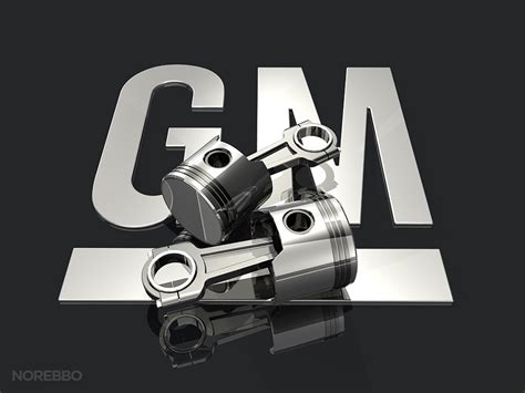 General Motors Wallpaper by Stock Illustrations Featuring The Gm General Motors Logo