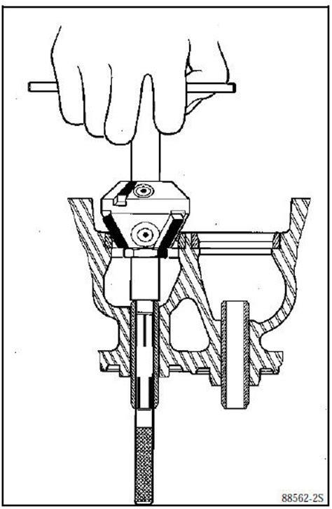rectification siege soupape renault moteur injection directe diesel manuel de