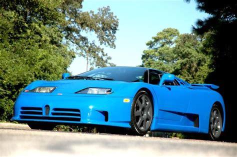 Bugatti For Sale Los Angeles by 1995 Bugatti Eb 110 Ss For Sale Los Angeles California
