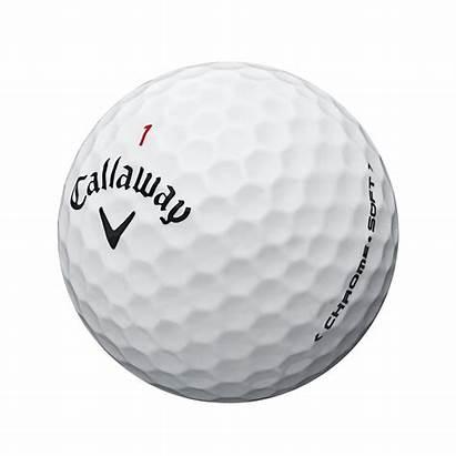 Callaway Soft Chrome Golf Balls Ball Core
