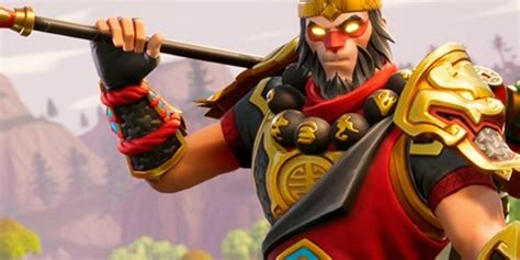 fortnite wukong outfit  glider returns   limited time