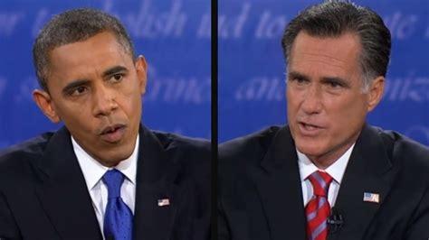 third presidential debate obama vs romney complete