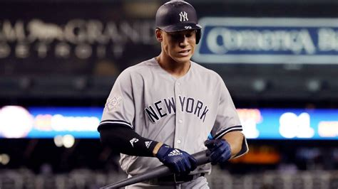 Aaron Judge of New York Yankees strikes out record 8 times ...