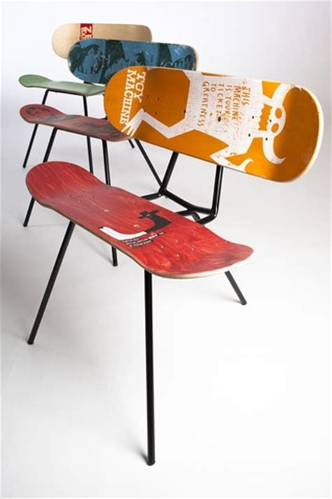 Skateboard Chairs Archives  Haha Magazine