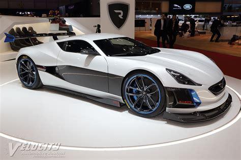 Picture Of 2018 Rimac Automobili Concepts