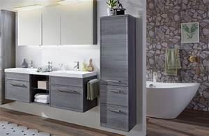 Vigour Badmöbel Online Kaufen : 3150 von marlin mittelschrank in kastanie graphit badezimmer online kaufen ~ Eleganceandgraceweddings.com Haus und Dekorationen