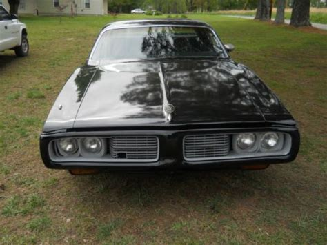 buy      dodge charger triple black mopar nice driver  tullahoma tennessee