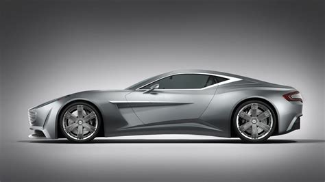 aston martin vie gh anniversary  concept car body design