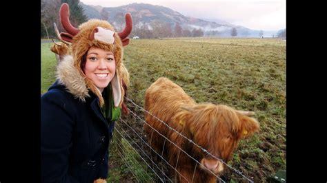 Hairy Coo Edinburgh Tour 2014