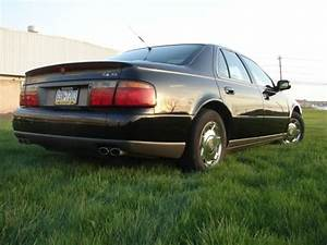 1998 Cadillac Seville - Pictures