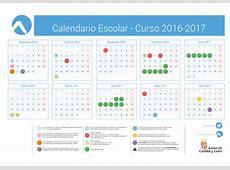 Calendario escolar 20162017 Castilla y León