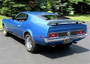 1972 Fastback ford mustang part