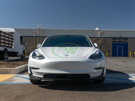 32+ Tesla Carbon Fiber Spoiler Model 3 Gif