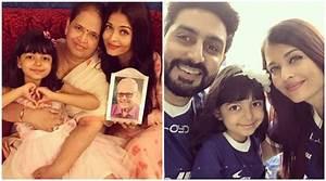 Aishwarya Rai shares adorable photos on Father's Day | The ...