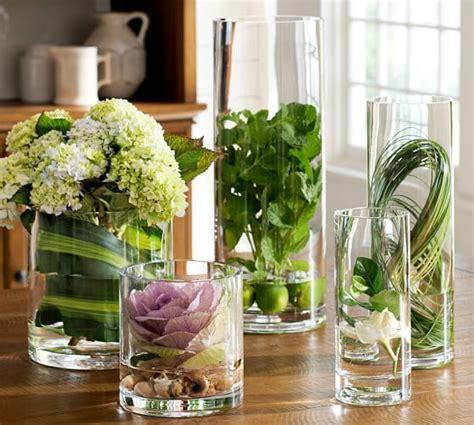 ideas  clear glass vases  pinterest beach