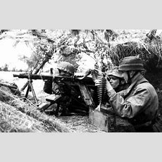 The Mg42 Machine Gun Was Hitler's Buzz Saw  War Is Boring Medium
