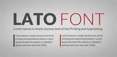 best web font best fonts for web design projects 171 10 best