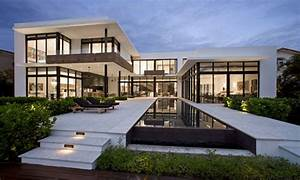 small beach house modern beach houses south florida With maison design avec piscine 15 magnifique villa de reve 224 larchitecture contemporaine