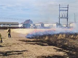 Firefighters fight 6 acre grass fire in Del Valle   KXAN.com