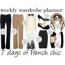 French Chic Outfit Ideas